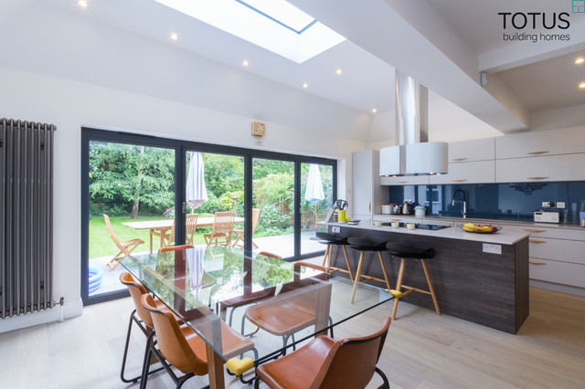 New life for a 1920s home extension and renovation for Modern 1920 s kitchen