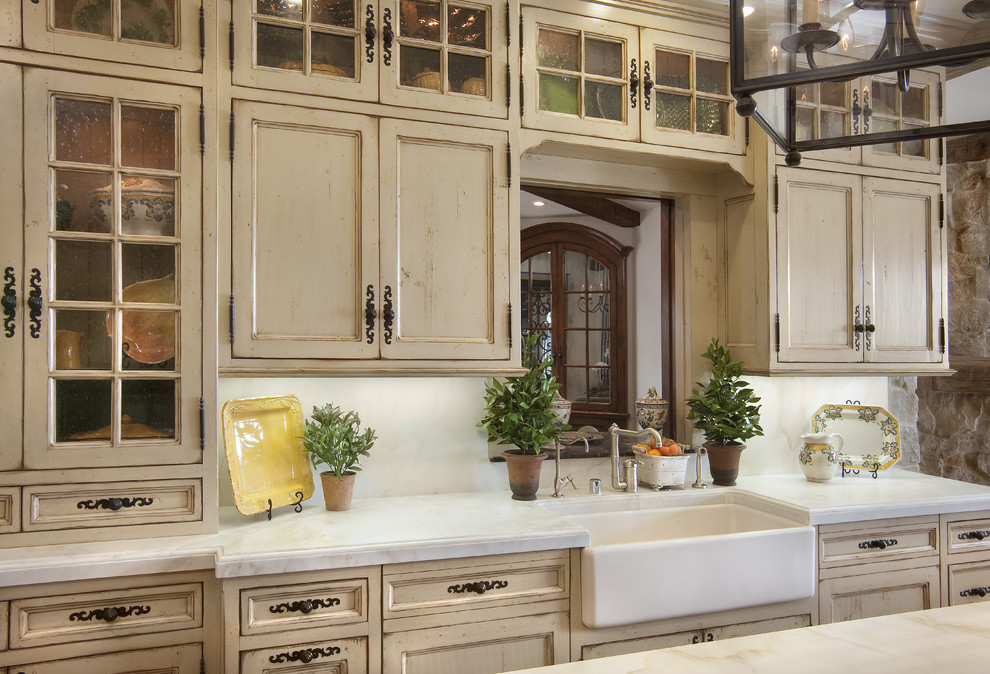 New Look For An Exclusive Coastal Residence Victorian Kitchen