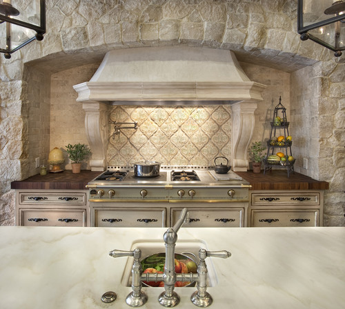 Kitchen Design Arch: Beautiful Design! What Is The Kitchen Size? Do You Have A Picture Of The Entire Wall Where The