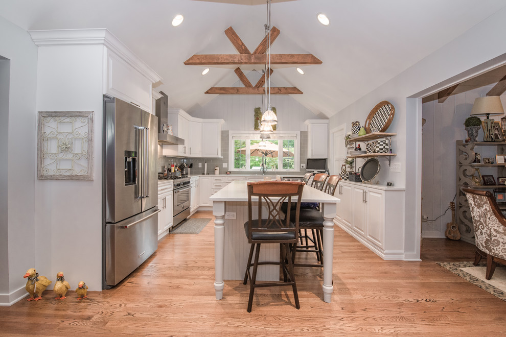 New Milford, CT - Transitional - Kitchen - Bridgeport - by ...