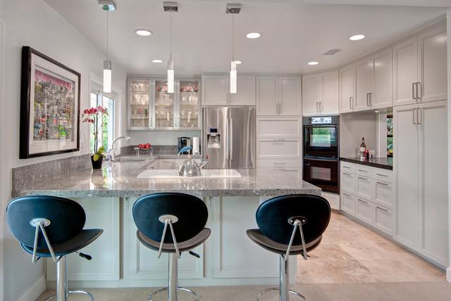 New Modern Kitchen: Karen-Joni contemporary-kitchen