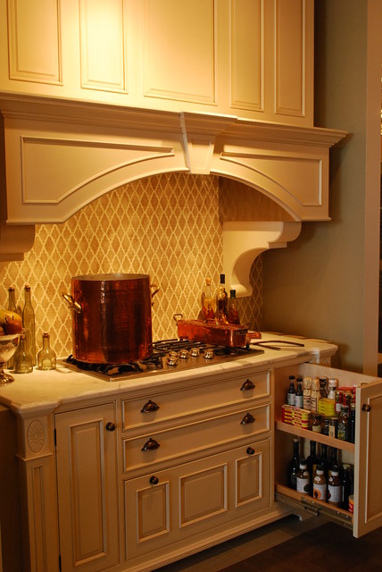New Old Mill traditional-kitchen
