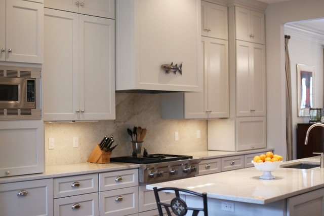 New Orleans Classic Charm Traditional Kitchen Chicago By Space Interior Design