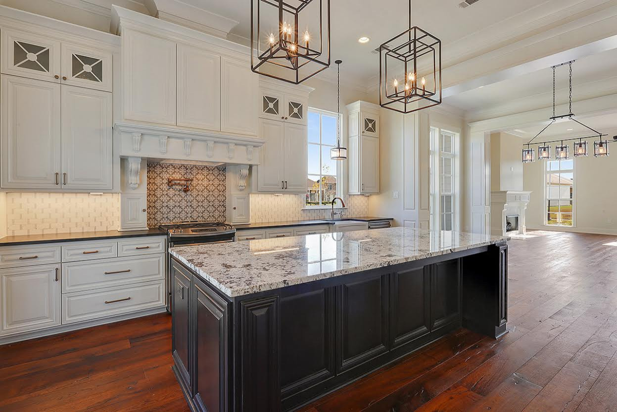 New Orleans Style Home - Open Floor Plan