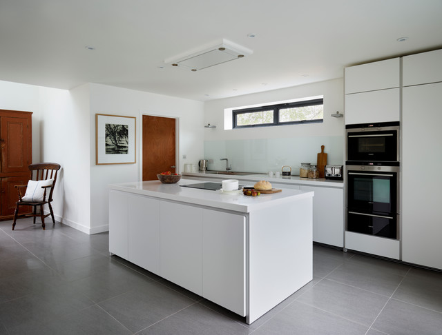 Bulthaup Hannover property with bulthaup b1 kitchen modern kitchen wiltshire