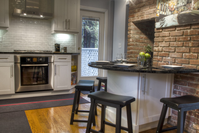 New Providence Kitchen Remodel traditional-kitchen