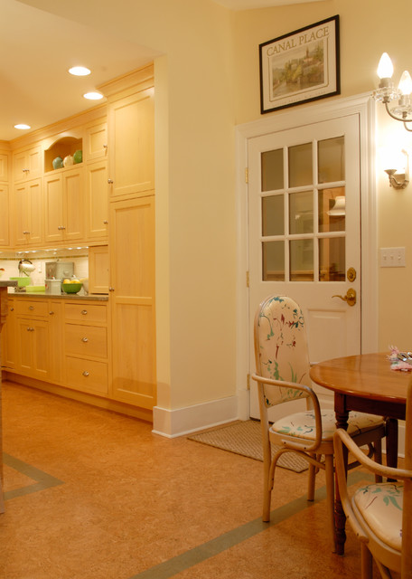 New Residential Kitchen traditional-kitchen