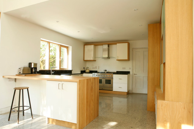 New Road modern-kitchen