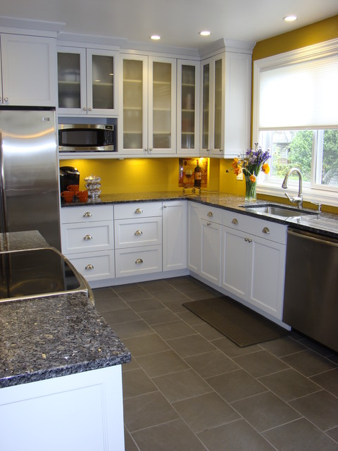 New Rochelle Kitchen Remodel contemporary-kitchen