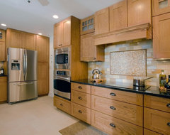 New Rochelle Project contemporary-kitchen