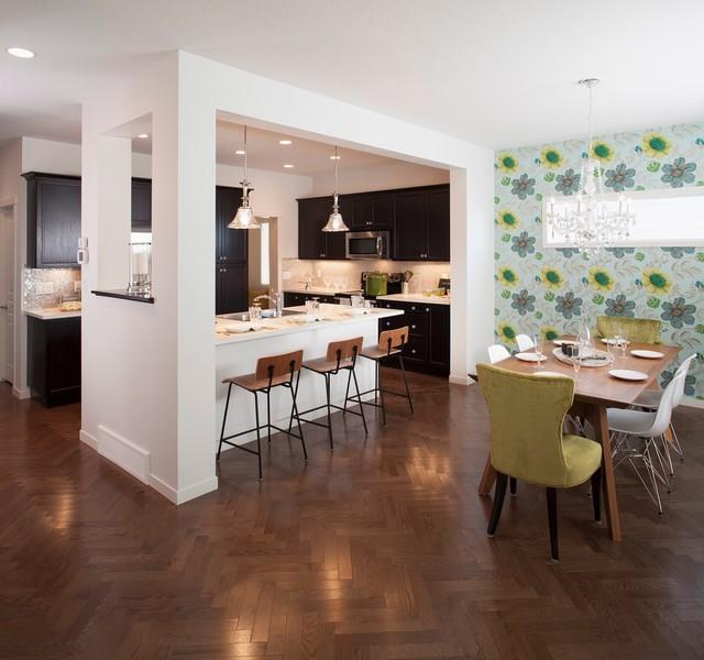 New Showhomes! (Calgary + Edmonton) transitional-kitchen