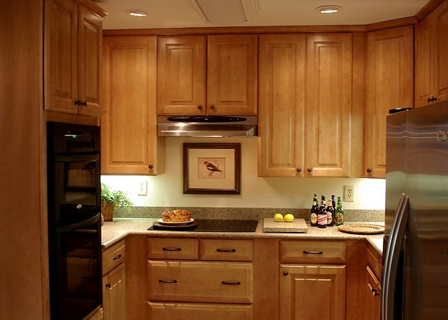 New Traditional traditional-kitchen
