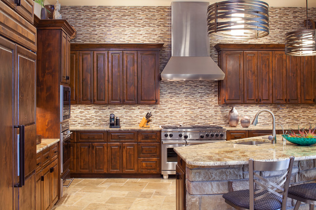 New Waterfront Home Transitional Kitchen austin by