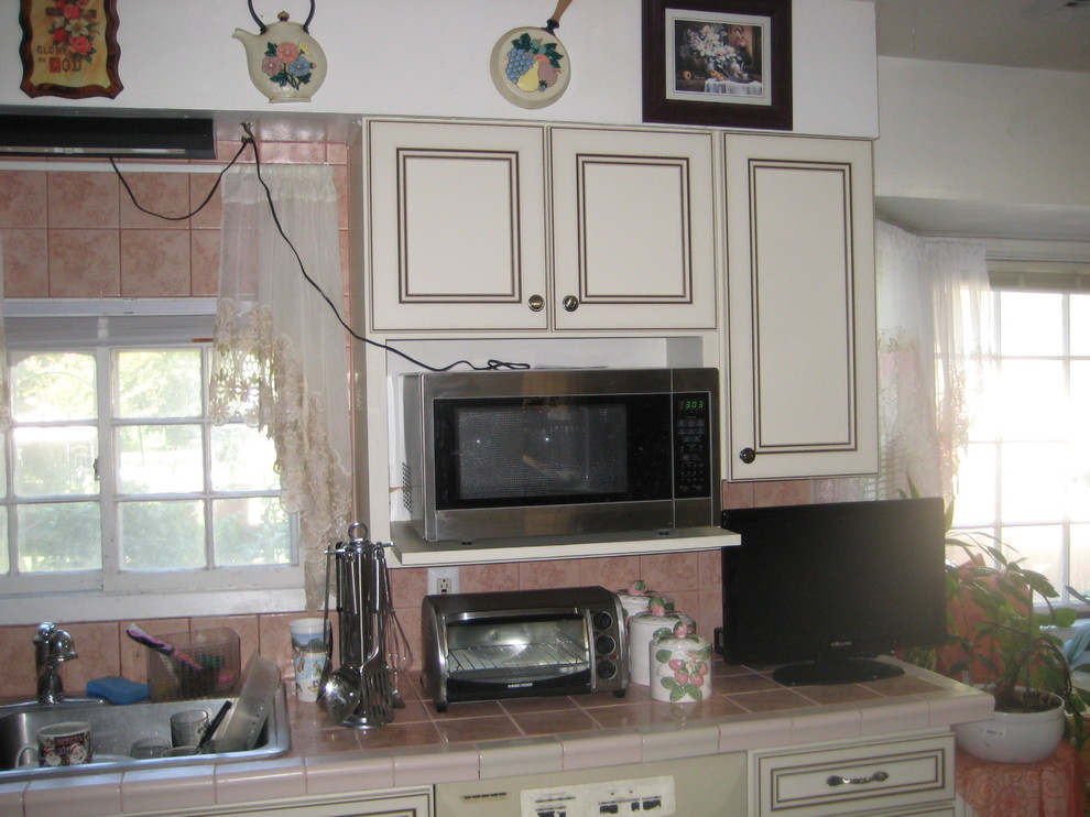 New York Cabinet Refacing - Transitional - Kitchen - New ...