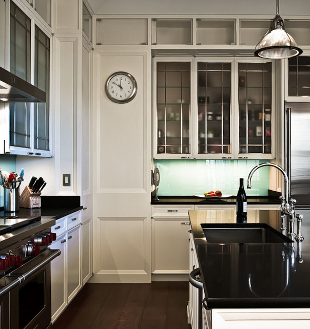 New York City Apartment Contemporary Kitchen New