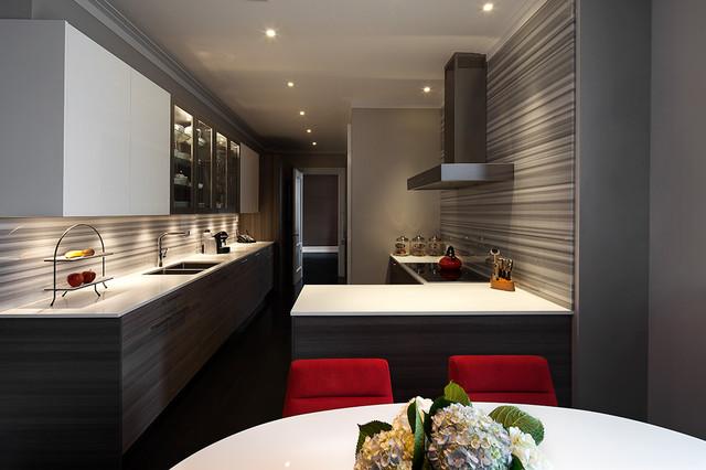 new york city gut renovation kitchen