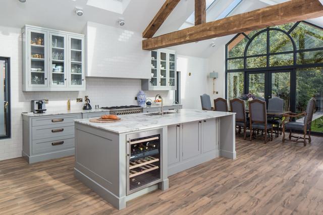 Fantastic New York Loft Kitchen Transitional Kitchen Dublin By Home Interior And Landscaping Eliaenasavecom