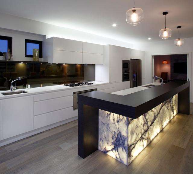 Kitchen Design York: New York Marble Kitchen
