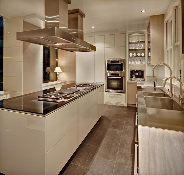 New York Modern   Modern   Kitchen   New York   By ...