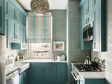transitional kitchen 10 Upgrades for a Touch of Kitchen Elegance (12 photos)