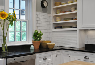 New York Transformation - Traditional - Kitchen - New York - by ...