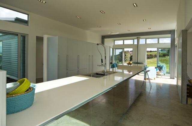 New Zealand contemporary contemporary-kitchen