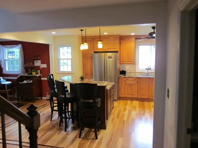 Newark Kitchen traditional-kitchen