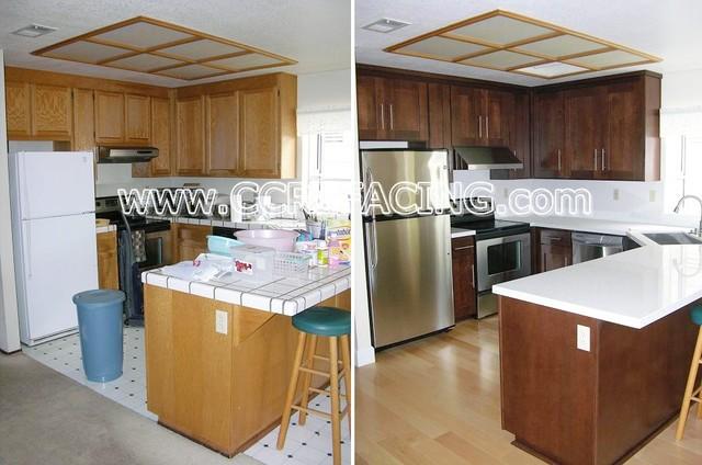 Newark Kitchen Reface 1 modern-kitchen