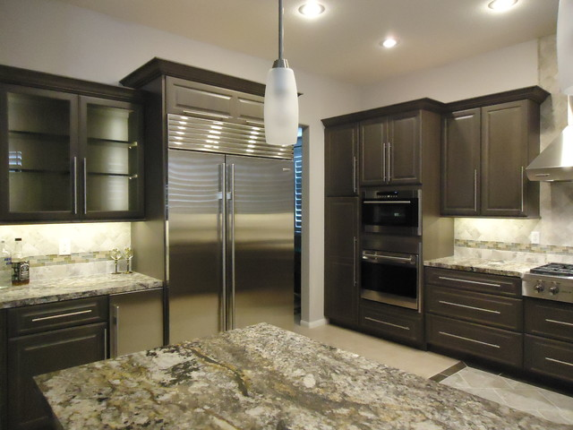 Newman traditional-kitchen