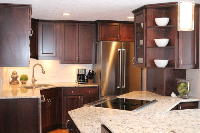 Newman Rd Transitional Kitchen Other By DreamMaker Bath And Kitchen O