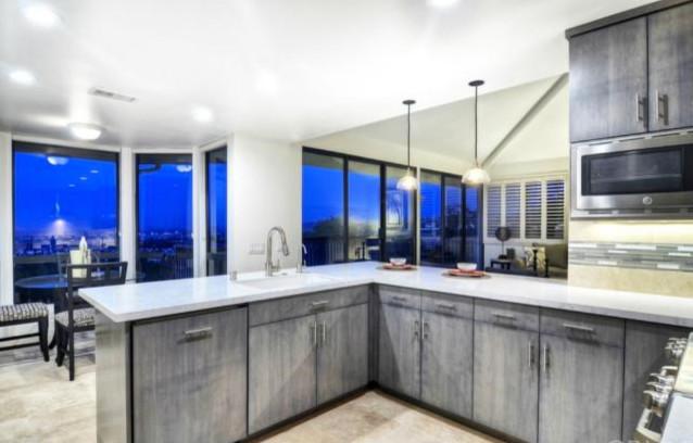 Newport Beach Interior Remodel contemporary kitchen