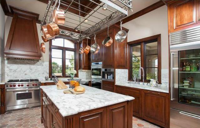 Newport Coast transitional-kitchen