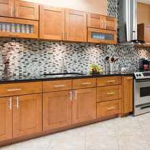 Newport Kitchen Cabinets - LessCare Cabinetry