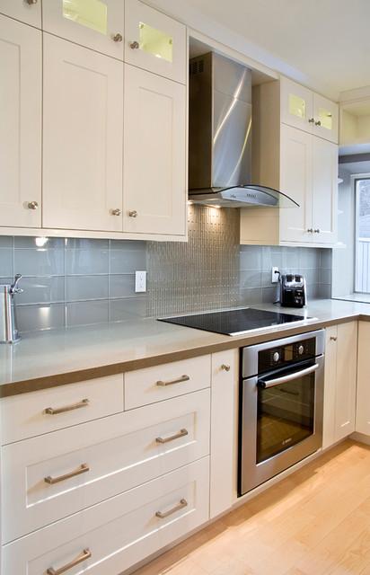 Slate Grey Maple  Transitional  Kitchen  toronto  by AyA Kitchens