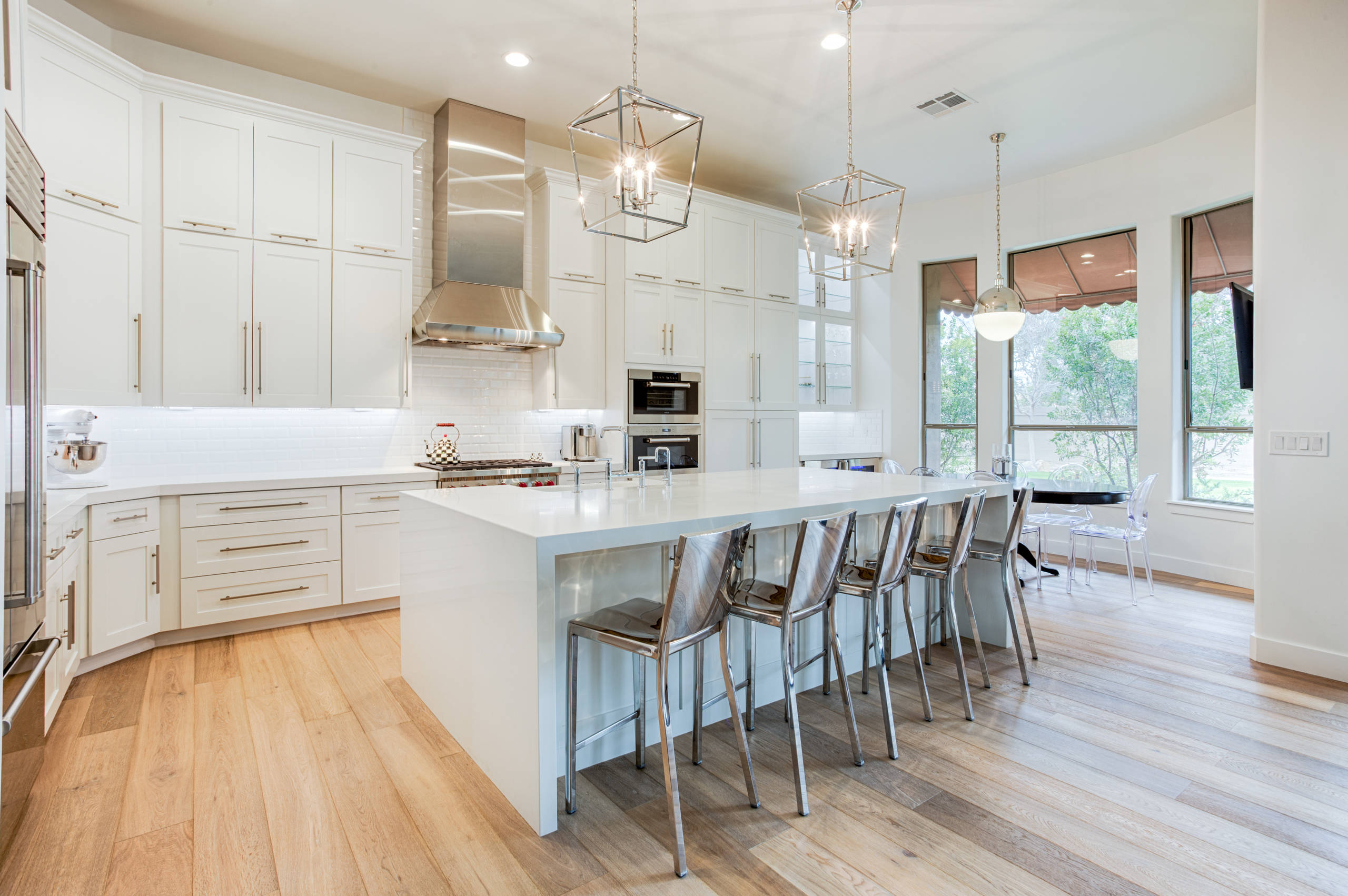 Newport   Transitional   Kitchen   Phoenix   by SOLLiD Cabinetry ...