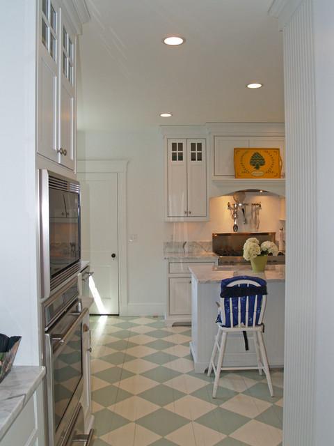 Newton Kitchen Renovation/Mud Room Addition traditional-kitchen