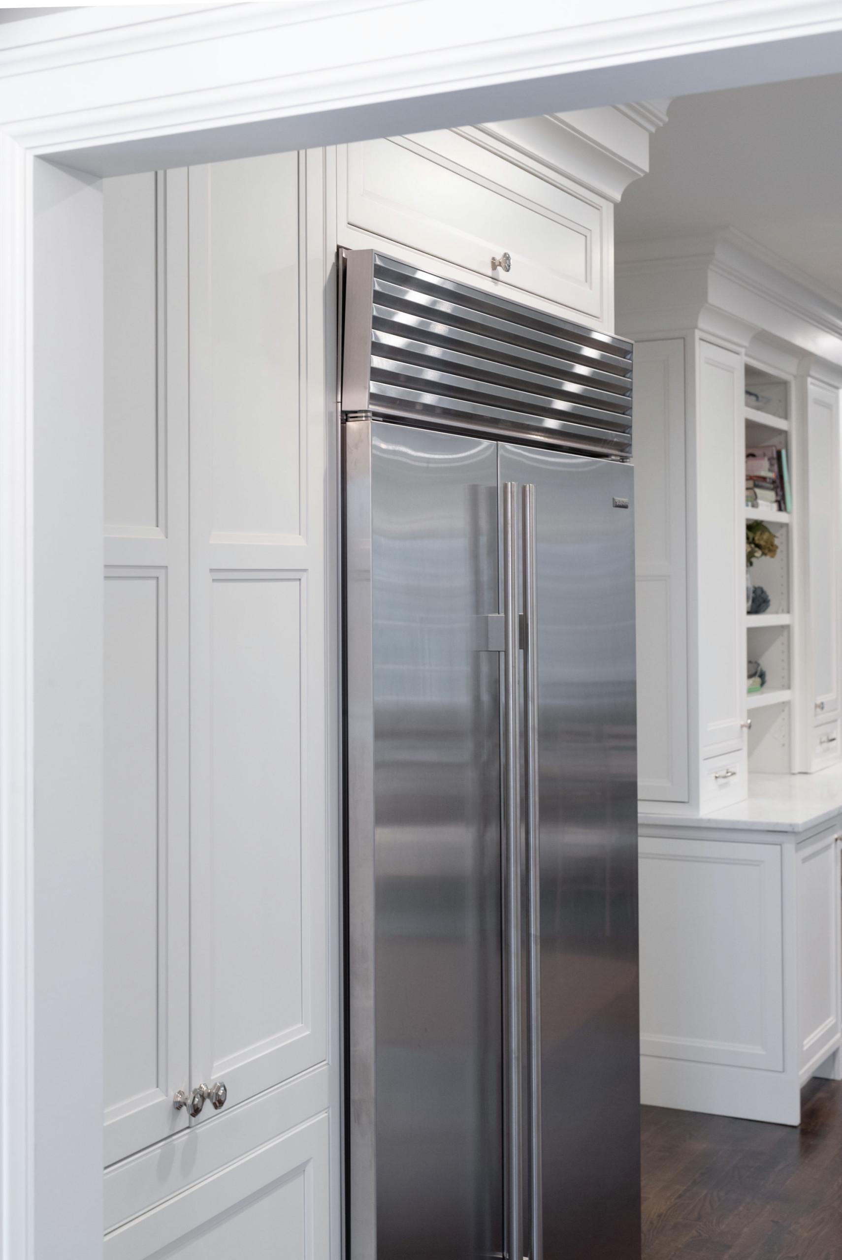 Newton, MA Inset Kitchen