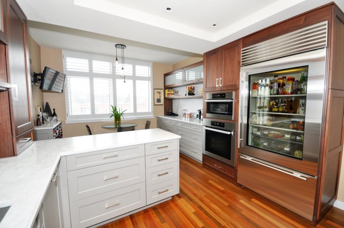 Newton Modern Kitchen