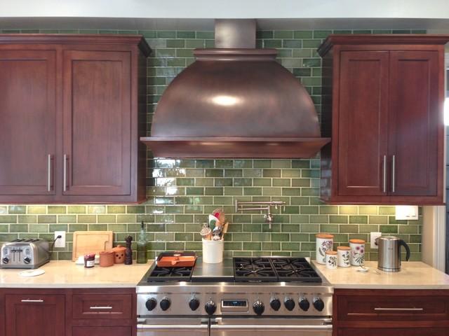 Newton Residence traditional-kitchen