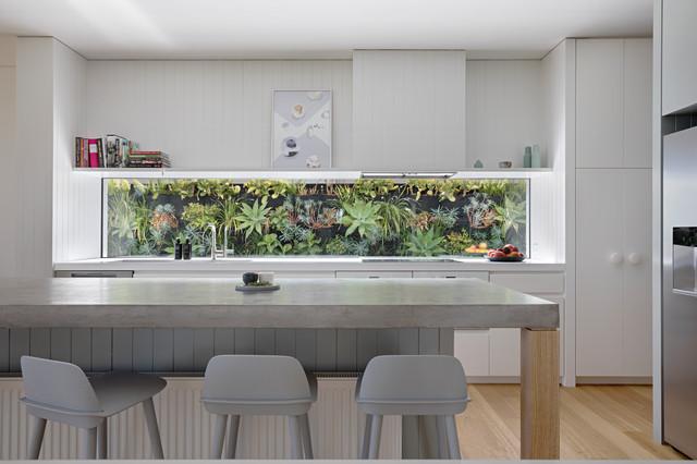 Newtown House moderno-cucina