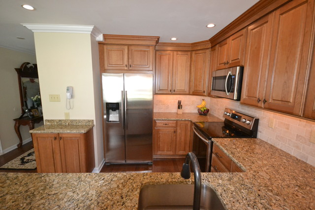 Newtown Square Kitchen Remodel Transitional Kitchen Philadelphia By Chester County