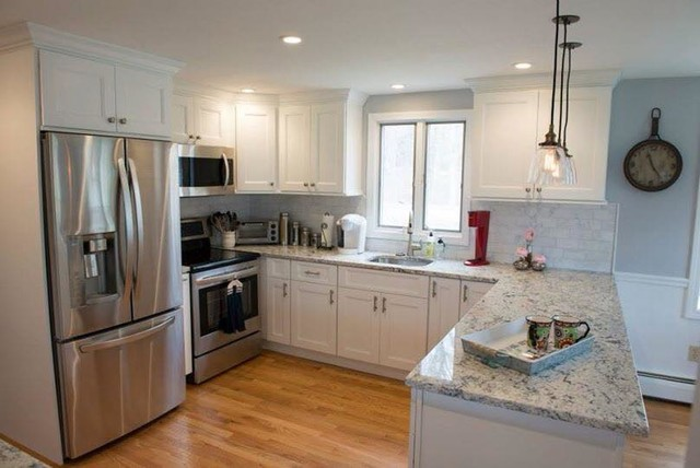 Nice Complete Kitchen Remodel Ellington, CT. Kitchen Pictures