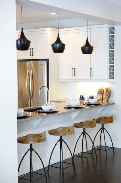 Nfid Cottage Casual Contemporary Kitchen Calgary