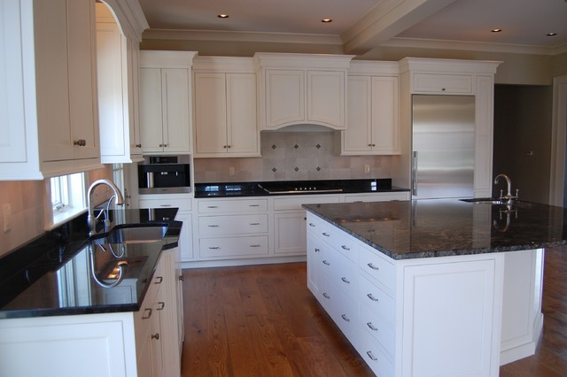 NH Seacoast traditional-kitchen
