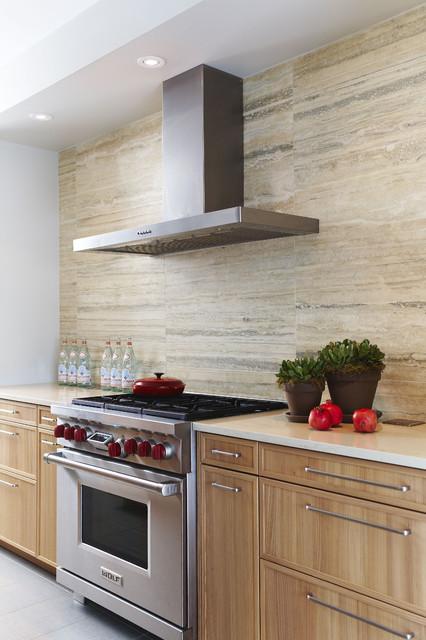Modern Eclectic Residence modern-kitchen