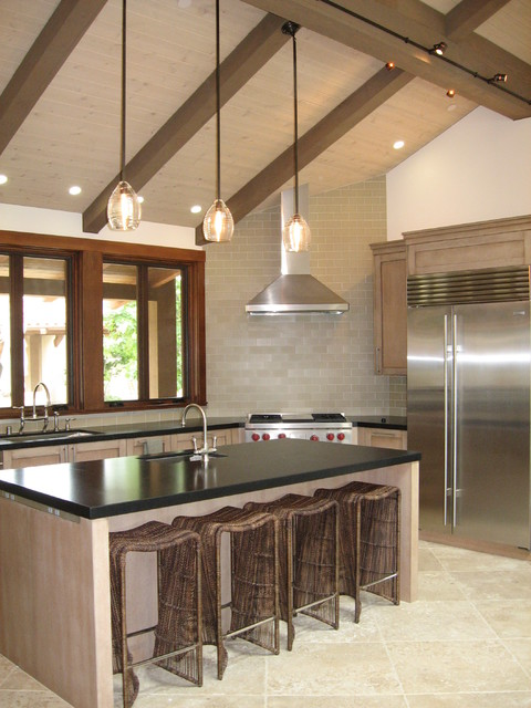 Nicasio Project - Kitchen contemporary-kitchen