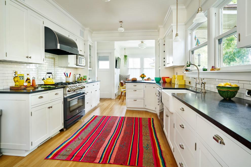 Nikki & David's Prairie Style Home - Craftsman - Kitchen ...