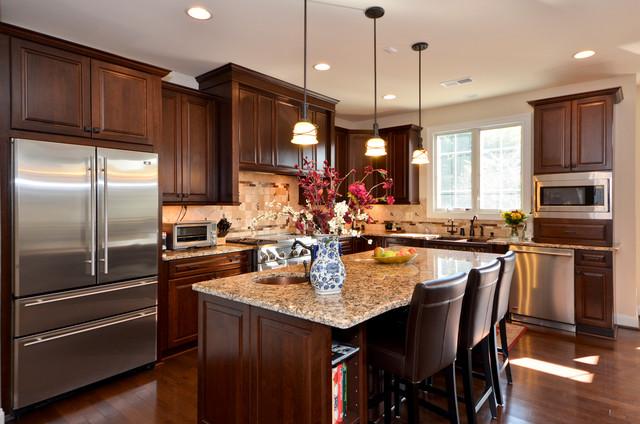 Nikya Wilson Designs modern-kitchen