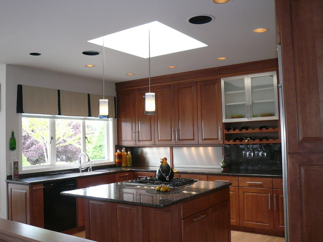 Nip And Tuck Kitchen Contemporary Seattle