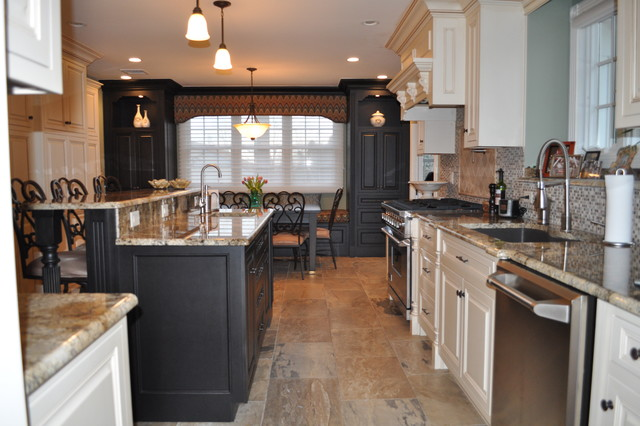 Nj kitchen traditional kitchen new york by for Kitchen remake